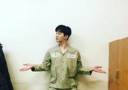 김과장 준호, 죄수룩까지 완벽 소화?
