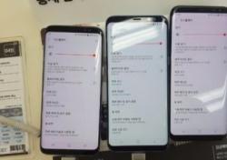 갤럭시s8 붉은액정 논란, 아이폰 오줌액정과 같은 원리?