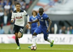 '윌리안 멀티골' 첼시, 토트넘 꺾고 FA컵 결승 진출