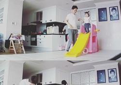 """소이현, 인아빠와 여전히 달달 """"잘 놀아줘서 고마워요"""""""