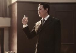 """[현장;뷰] '석조저택 살인사건' 박성웅 """"문성근과 첫 호흡, 무섭지 않았다"""""""