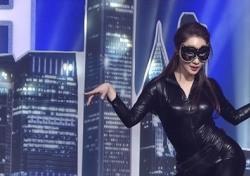 '웃찾사' 양정원, 타이트한 옷으로 드러난 '완벽 S라인'