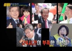 썰전 유시민 전원책, 대선 후보들은 '유세뽕' 효과?