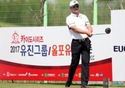김성용 처갓집 응원 속 프로 첫 우승컵 안을까?
