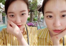 [스낵뉴스] 투표인증샷 남긴 김슬기, 휴일 없는 미모
