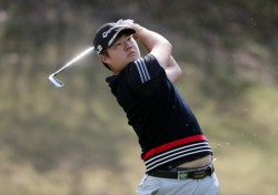 임성재 일본PGA선수권 첫날 2타차 선두