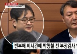 윤석열 박형철, 국정원 댓글사건 수사 때문에 함께 징계까지