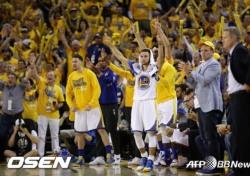 [NBA PO] GSW, 25점차 뒤집고 서부컨퍼런스파이널 1차전 기선제압