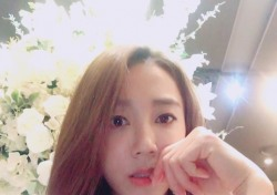 [스낵뉴스] 한송이, 오늘도 미모는 열일 중