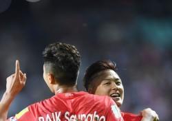 [U-20 월드컵] 거침없던 바르샤 듀오, 긴장했던 대표팀 승리 이끌다