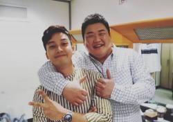 [스낵뉴스] 라스 허경환, 김준현 품에 쏙 들어가네?