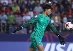 [축구이슈] 16강 탈락 한국, 묵묵해서 더 빛났던 송범근의 선방