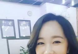 [스낵뉴스] '아임 쏘리 강남구' 김민서, 활짝 핀 꽃미소