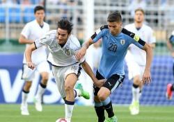 [U-20 월드컵] 이탈리아, 승부차기 끝에 우루과이 꺾고 3위 달성