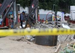 [네티즌의 눈] 사당역 인근 주유소서 유증기 폭발...'사고 원인이 기가 막혀'