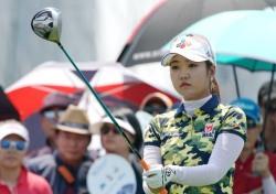 [한국여자오픈 포토] 장은수, 신인왕을 향한 당찬 스윙
