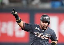 [프로야구] '로사리오 홈런 3방' 한화, kt 꺾고 378일 만에 시리즈 스윕
