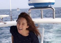 [스낵뉴스] 바다, 훈남 남편 어디 두고 혼자?