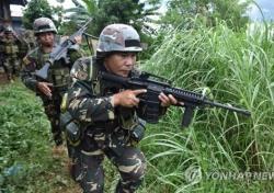 """필리핀 마라위 전투서 IS 조직원 사망...""""시신 매장된 지점 찾으려 노력 중"""""""