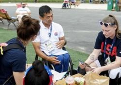 [곽수정의 장체야 놀자] 한국을 넘어 아시아를 대변한다 - IPC 선수위원 홍석만