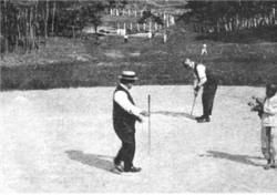 [와키 칼럼] 조상우 교수의 한 세기 전 서울의 골프장