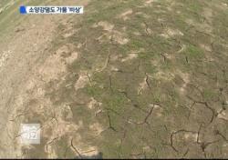 태풍 난마돌 북상에 소양강댐수위 촉각, 충격적인 비오기 전 모습은?