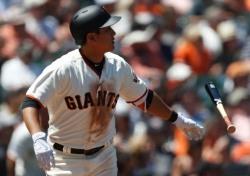 [MLB] '2G 연속 안타' 황재균, ML 첫 멀티히트...추신수도 멀티히트