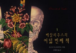 죽음과 저주의 유혹 '베살리우스의 여덟 번째 책'