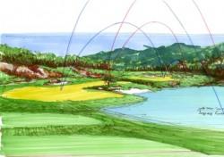[와키 칼럼] 권동영의 골프 코스 난이도