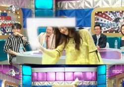 '라디오스타' 손여은의 반전, 김구라 독설 춤으로 표현하니 '이렇게'