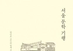 [문기자 Pick] '서울 문학 기행' 문학의 안경을 쓰고 바라보는 전혀 다른 서울의 풍경