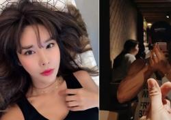 김준희, 16살 연하 이대우와 열애..어떻게 만났나 봤더니…