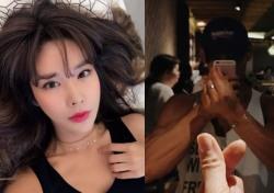 [네티즌의 눈] 김준희♥이대우 열애가 뭐가 문제? 남녀로 나뉜 여론 반응