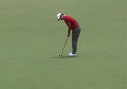 안병훈 PGA챔피언십 2R 선두와 6타차 10위로 점프