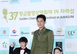 """[황금촬영상] 배우 이병욱 """"황금촬영상 개최 축하합니다"""""""