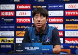 [월드컵 최종예선] '답답한 경기력', 그럼에도 신태용 감독에게 박수를 보내야 하는 이유