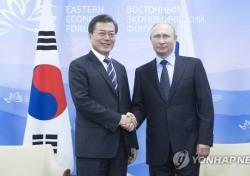 文대통령 푸틴 만남, 묘책 나올까…북한에 대한 일관된 주장 눈길