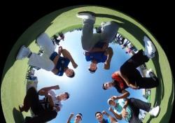 10년 후의 미래 골프를 예측하는 신한동해오픈