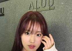 [스낵뉴스] 박환희, 굴욕없는 정면샷..아이유와 닮은꼴?