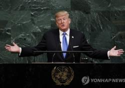 """트럼프 """"완전파괴"""" vs 리용호 외무상 응수, 실현 가능성은? 점점 고조되는 수위"""