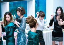 '보그맘' 촬영 현장 아이비 표정보니…박한별 힙 댄스 '못 마땅?'