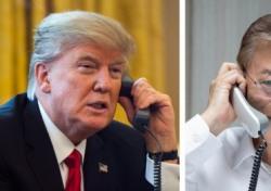 文대통령 트럼프 대통령에 '라스베이거스 총격' 위로전, 두 정상 관계 어떤가 보니