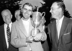 [박노승의 골프 타임리프] 골프역사상 가장 위대했던 3대 역전드라마 (2) - 1955년 US 오픈. 벤 호건을 꺾은 잭 플렉