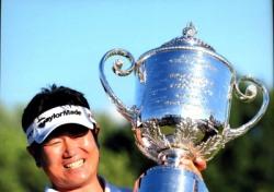 [박노승의 골프 타임리프] 골프역사상 가장 위대했던 3대 역전드라마 (3) - 2009년 PGA챔피언십, 호랑이 잡은 양용은
