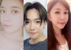위너 김진우, 황정음-슈랑 얼마나 닮았길래…'신의 얼굴 맞네'