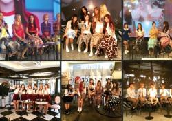 레인즈, 라붐-소나무-크나큰-에이프릴 이어 연예TV ETN 스타인터뷰 출연