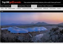 사우스케이프-핀크스, 세계 100대 골프리조트 선정