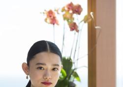 """[2017 BIFF 인터뷰] '日 국민여동생' 스기사키 하나 """"스무살, 가장 좋은 건…"""""""