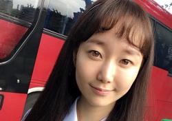 [스낵뉴스] 이유영, 청초한 교복자태 '이 미모 실화냐?'