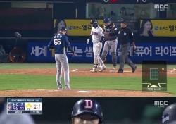 최금강, 김재호-박건우 연속사구에 두산 팬이 화난 '진짜' 이유